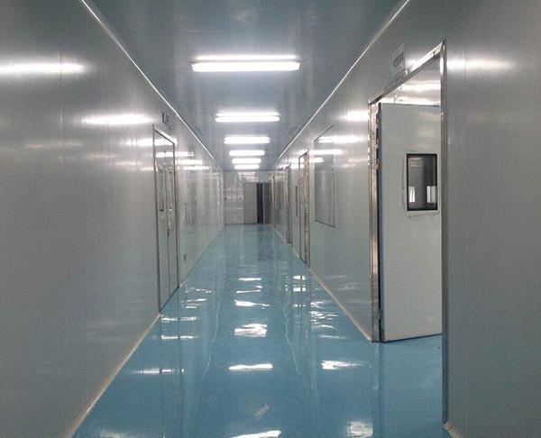 高新区蓝色生物有限公司工程