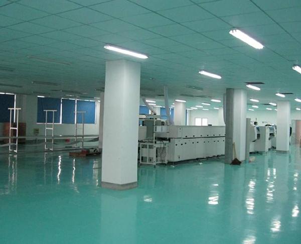 电子厂净化工程